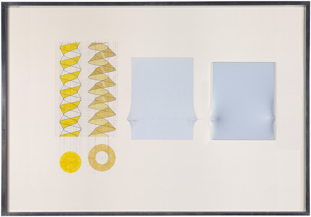 , 'Progetto,' 1971, Barbara Mathes Gallery