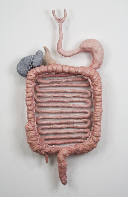 , 'Dream Object (Digestive tract sculpture),' 2007, Simon Lee Gallery