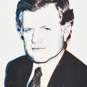 Andy Warhol, 'Edward Kennedy (240)', 1980, Maddox Gallery