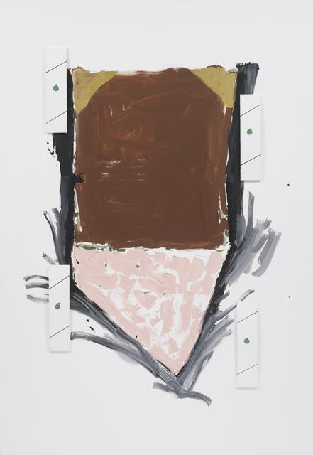 , 'Untitled 1,' 2014, Museum Dhondt-Dhaenens
