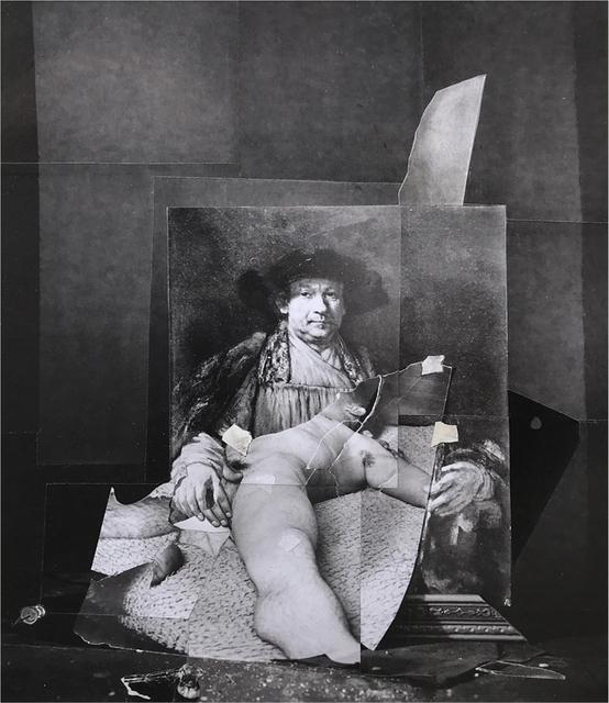 , 'Artist and Model,' 1998, Zevitas Marcus