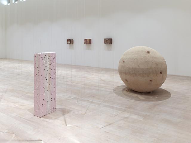 , 'Installation view kestnergesellschaft 2013,' 2013, kestnergesellschaft