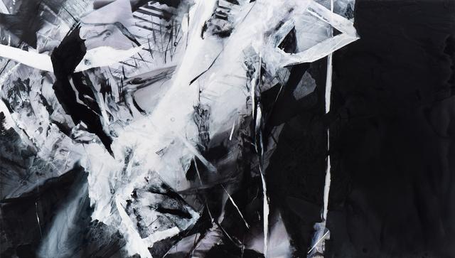 , 'Precipice,' 2017, Moskowitz Bayse