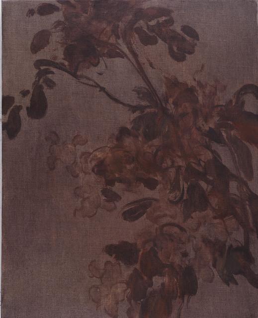 , 'Dark Flowers,' 2017, Aye Gallery