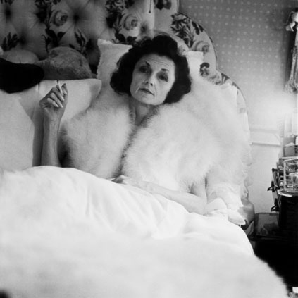Brenda Diana Duff Frazier, 1938 Debutante of the Year, At Home