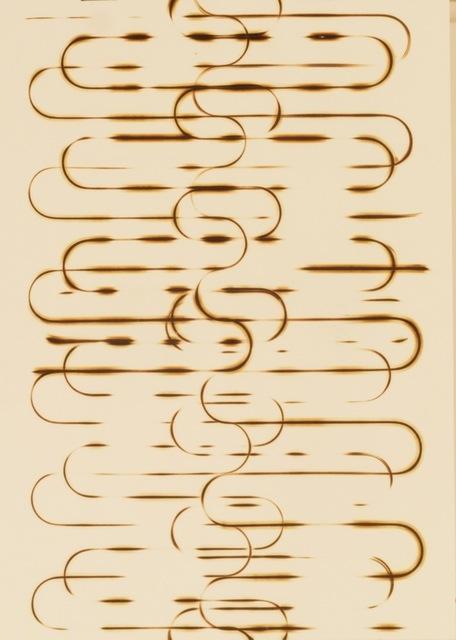 , 'Monotipia Termica,' 2015, Galeria Marilia Razuk