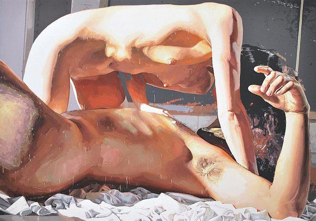 , 'Icarus II,' 2013, Kruger Gallery