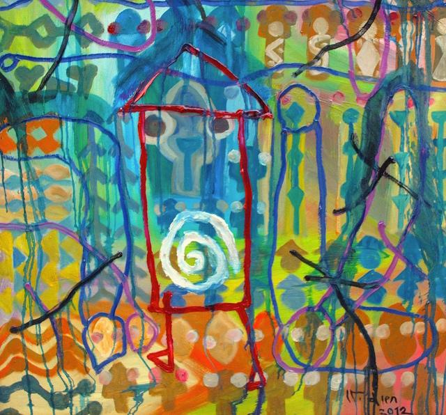 , 'Alluvial IV 冲积 四,' 2012, Galerie Dumonteil