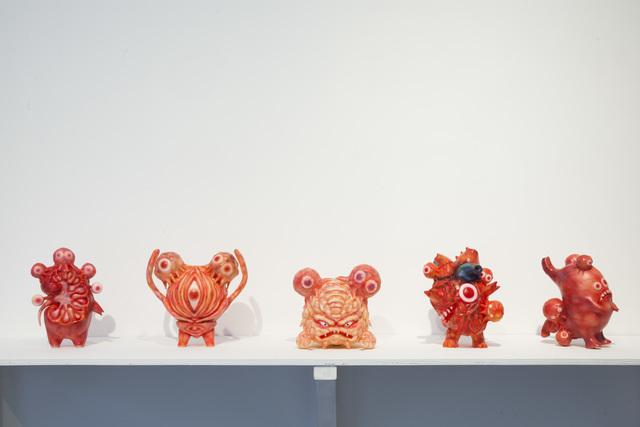 , 'Kimo Kawa babies 癌宝宝手办,' 2014, Rén Space