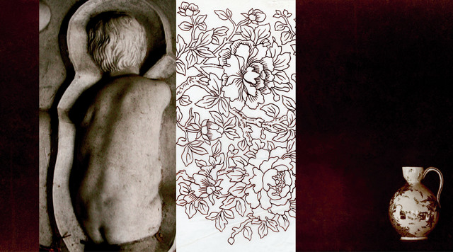 , '#004, de la série La boîte de Pandore,' 2008, Galerie Les filles du calvaire