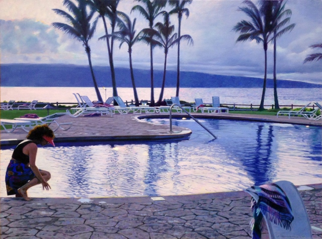 , 'Twilight at Kapalua,' 2009, Bernarducci Meisel Gallery