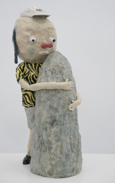 , 'Stone Hugger,' 2017, Ruttkowski;68
