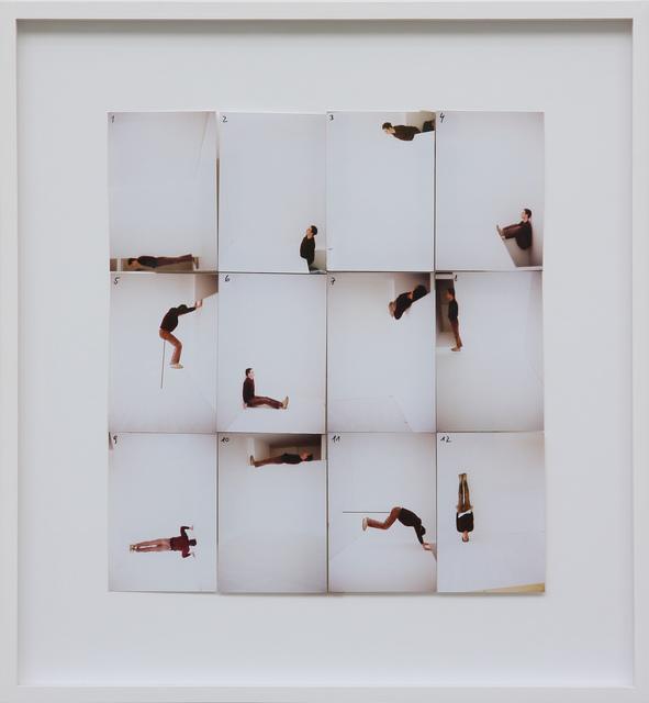 , 'Ohne Titel (Man in Space),' 1999, Aurel Scheibler
