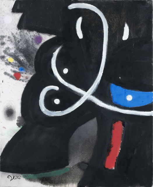 , 'Personnage,' 1974, Omer Tiroche Gallery