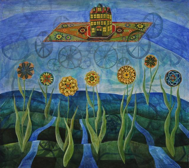 , 'Flying Carpet,' 2013, Clark Gallery