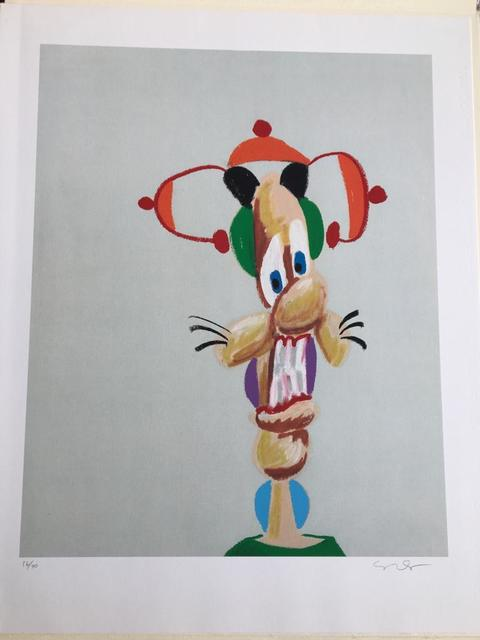 George Condo, 'Electric Harlequin ', 2000, TAG TheArtGallery