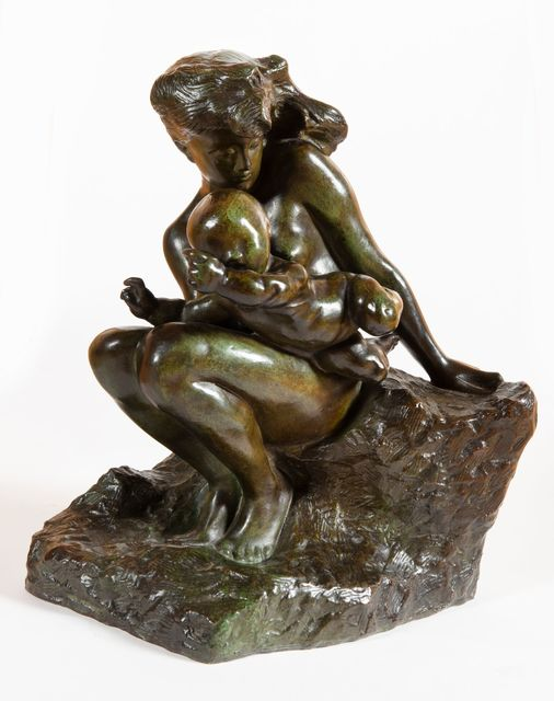Auguste Rodin, 'L'amour qui passe', ca. 1896, BAILLY GALLERY