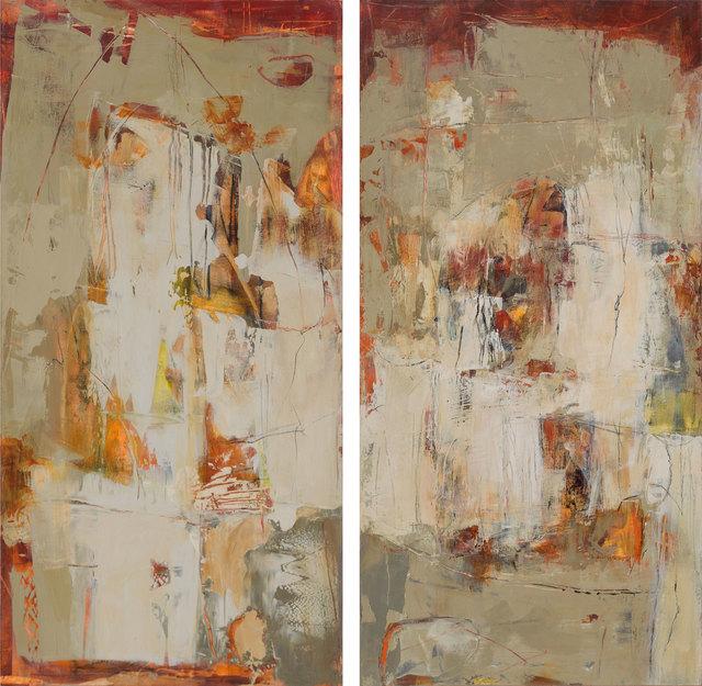 Martha Rea Baker, 'Canyonlands I & II', 2018, Owen Contemporary