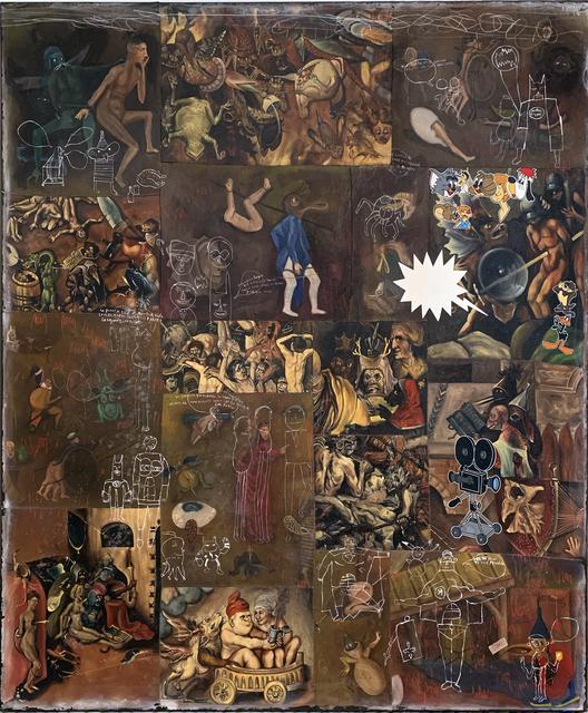 , 'Las Tentaciones de San Antonio XIII,' 2018, MAIA Contemporary