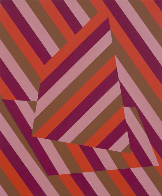 , 'Lineae XI,' 2018, JGM Gallery