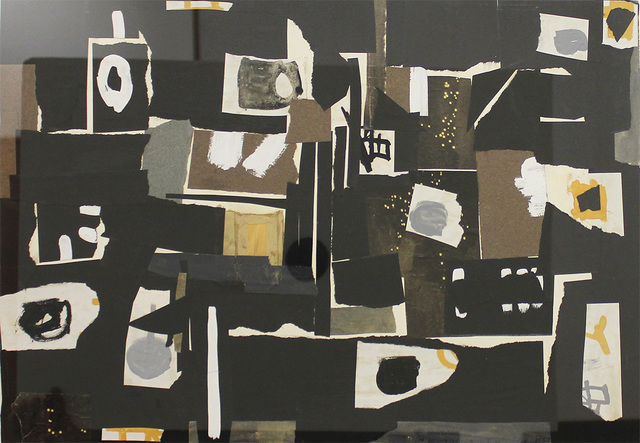 , 'Bee-lated, Attribute to Jazz,' 1958, Peter Blum Gallery