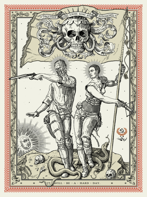 Ravi Zupa, 'It Will Be A Hard Day', 2015, Subliminal Projects