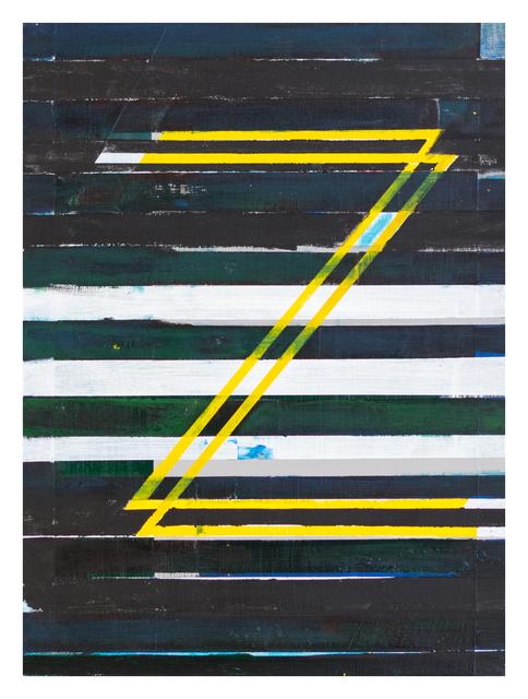 , 'Ezra,' 2017, The Provincial