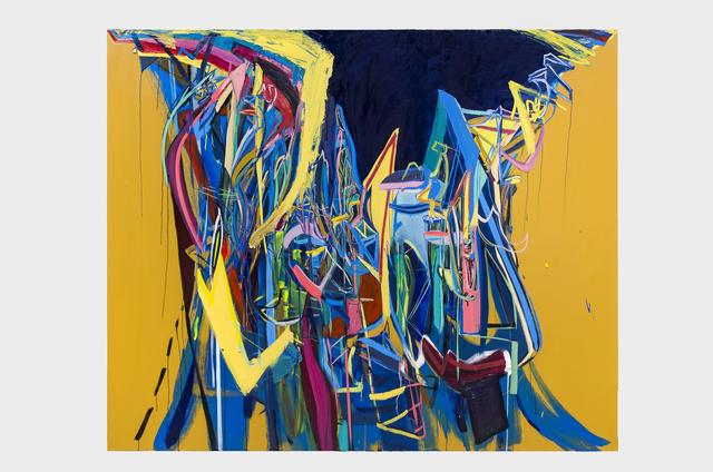 , 'Landslide,' 2015, Mindy Solomon Gallery