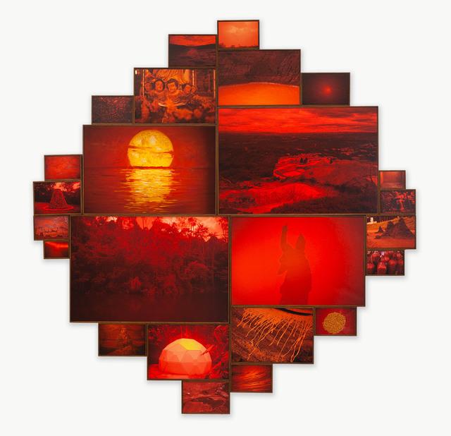 , 'Morro vermelho,' 2019, Zipper Galeria