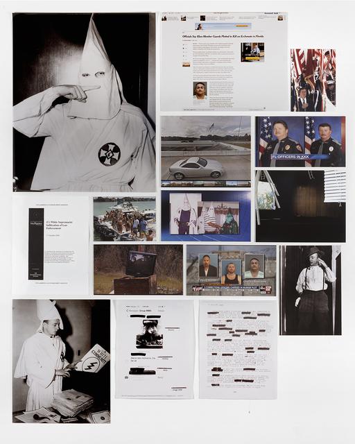 , 'Atlas 2, Salus Populi, Lex Suprema,' 2015, Alejandro Jassan