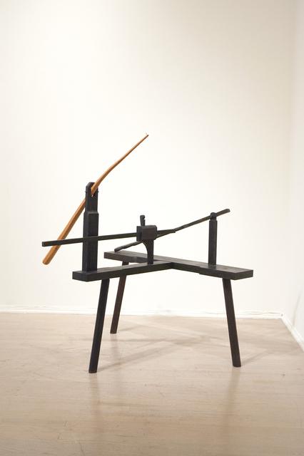 , 'Placking Horse,' 2013, C. Grimaldis Gallery