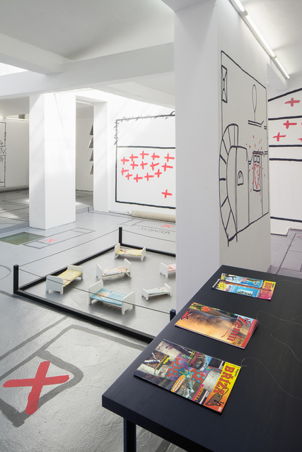 , 'Installation view,' , FUTURA Centre for Contemporary Art