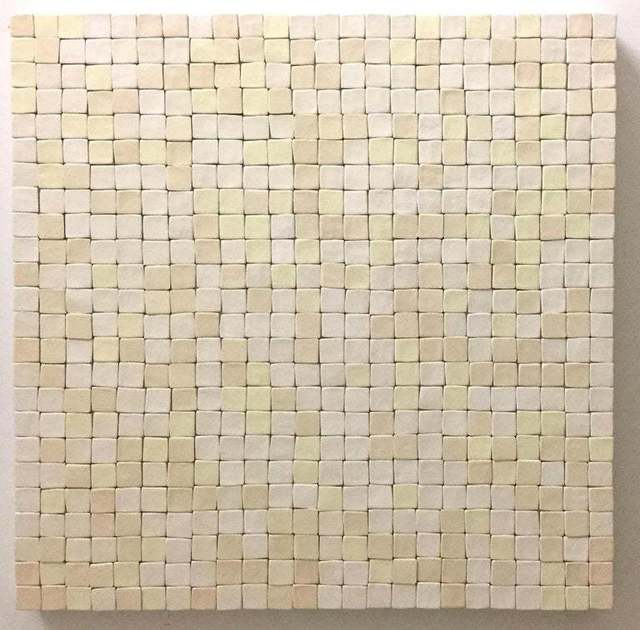 Jane B. Grimm, 'All That Jazz / ceramic wall sculpture ', 2018, Andra Norris Gallery