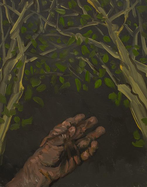 Ni Jun, 'Trees in the Night 夜里的树', 2019, PIFO Gallery