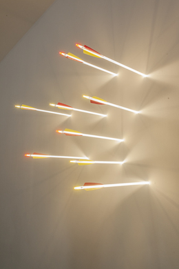 , 'Arrows,' 2014, De Buck Gallery