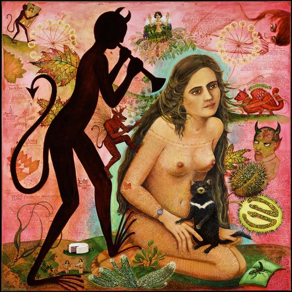 Irene Hardwicke Olivieri, 'Devil's Trumpet', 2009, ACA Galleries