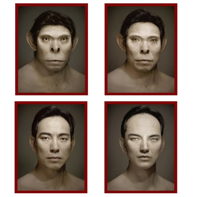 , 'Self-Portraits,' 1997, East Gallery