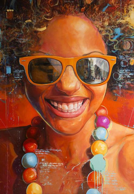 , 'Estilos,' , Sirona Fine Art