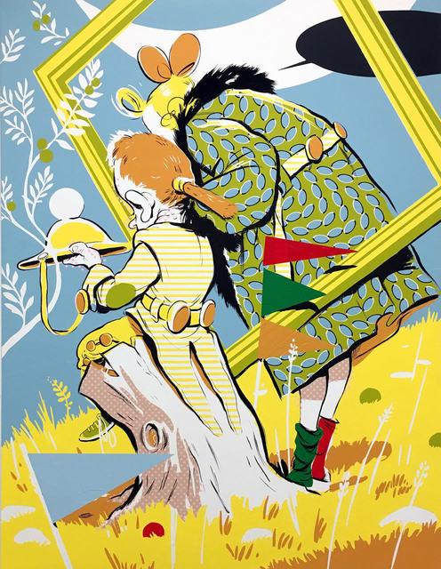 , 'Grassy Knoll,' , Spalding Nix Fine Art