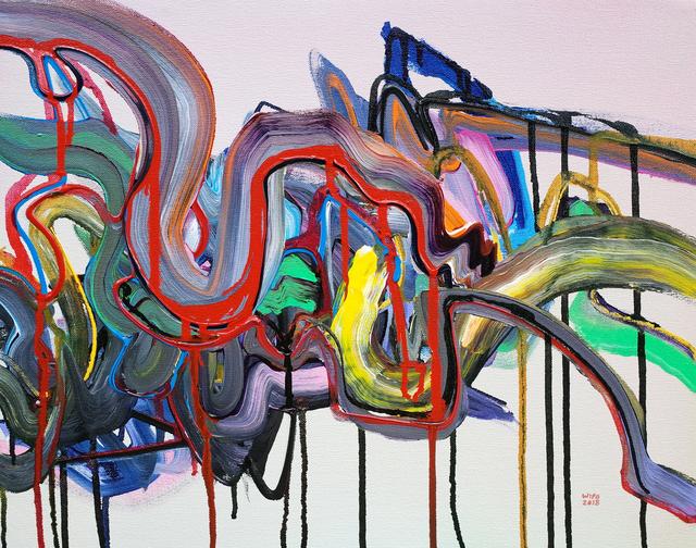 , 'Maybejusteitheror_8,' 2018, Di Legno Gallery