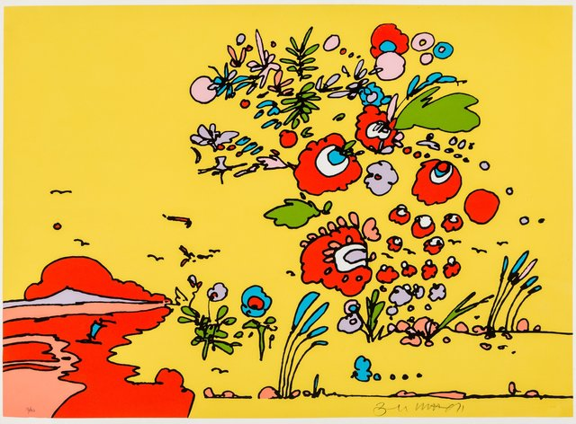 Peter Max, 'Untitled', 1971, Heritage Auctions