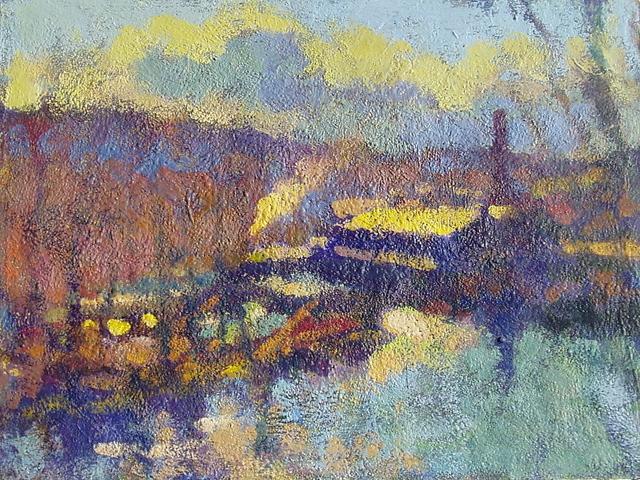 Don Wynn, 'River Factory', 2019, Keene Arts