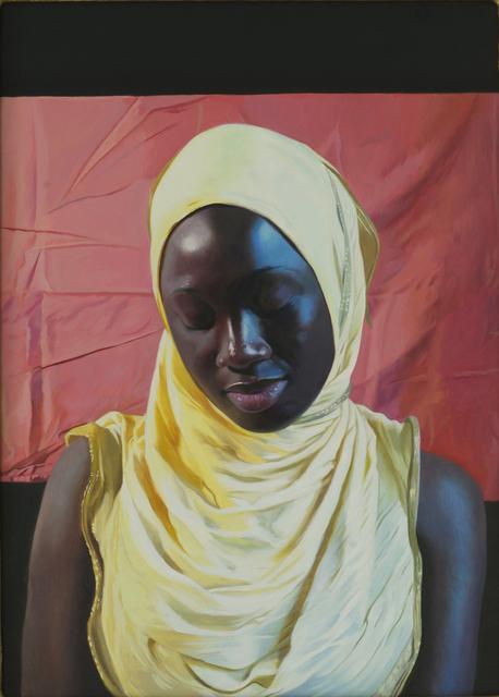 , 'Jamela,' 2015, Bill Hodges Gallery