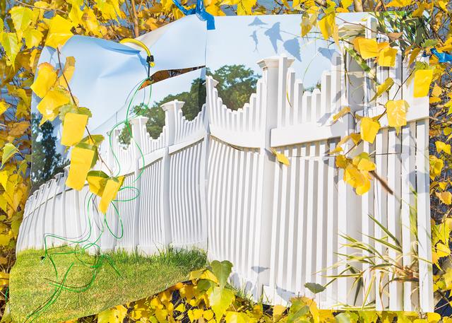 , 'Fence Example #2,' 2016, Miranda Kuo Gallery