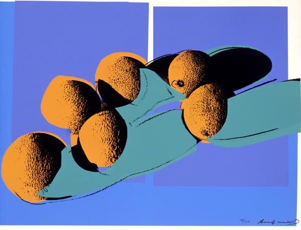 Andy Warhol, 'Cantaloupes l from Space Fruit', 1979, Vertu Fine Art