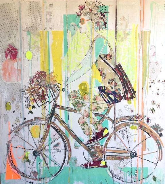 , 'Bicicleta De Flores,' 2018, Rebecca Hossack Art Gallery