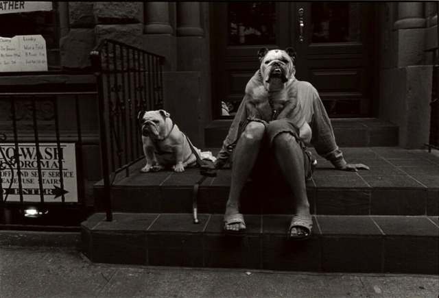 Elliott Erwitt, 'New York City', 2000, Edwynn Houk Gallery