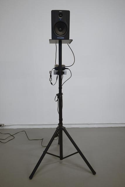 , 'Farfisa Signal,' 2017, Joseph Nease Gallery