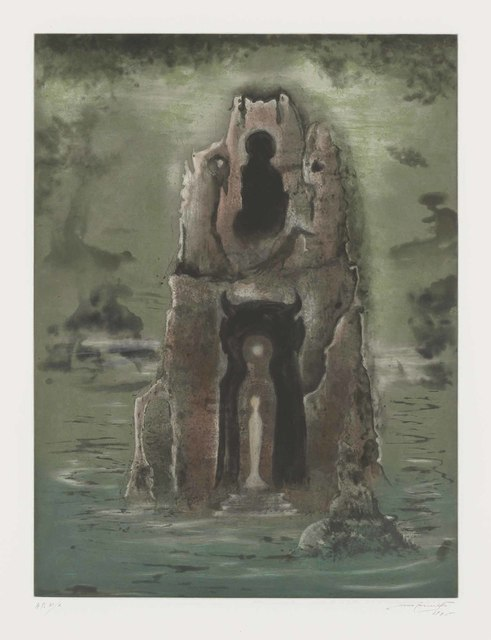 Leonora Carrington, 'The Memory Tower', 1995, Christie's
