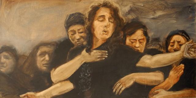 , 'The Trojan Women,' 2002, Charles Nodrum Gallery